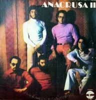 Anacrusa - Anacrusa II CD (album) cover