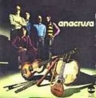 Anacrusa - Anacrusa CD (album) cover