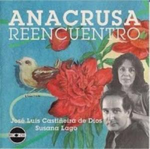 Anacrusa - Reencuentro CD (album) cover