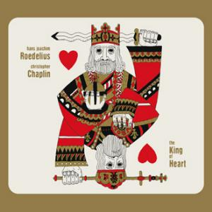 Hans Joachim Roedelius - King Of Hearts CD (album) cover