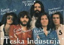TESKA INDUSTRIJA image groupe band picture