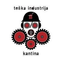 Teska Industrija - Kantina CD (album) cover
