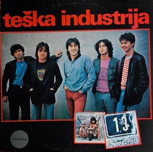 Teska Industrija - Ponovo Sa Vama CD (album) cover