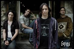 GOJIRA image groupe band picture