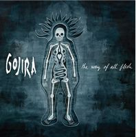 Gojira - The Way Of All Flesh CD (album) cover