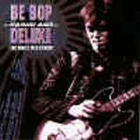 Be Bop Deluxe - Radioland BBC Radio 1 Live In Concert CD (album) cover