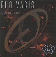 Quo Vadis - Passage In Time CD (album) cover