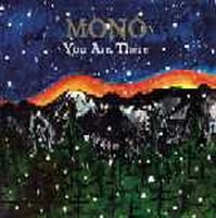 Mono - You Are There CD (album) cover