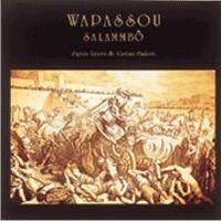 Wapassou - Salammbô CD (album) cover