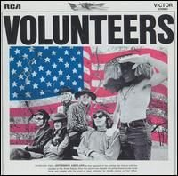 JEFFERSON AIRPLANE - Volunteers CD album cover