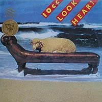 10 Cc - Look Hear ? CD (album) cover