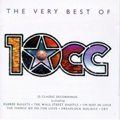 10 Cc - The Very Best Of 10cc CD (album) cover