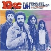 10 Cc - The Complete UK Recordings 1972-1974 CD (album) cover