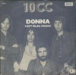 10 Cc - Donna CD (album) cover