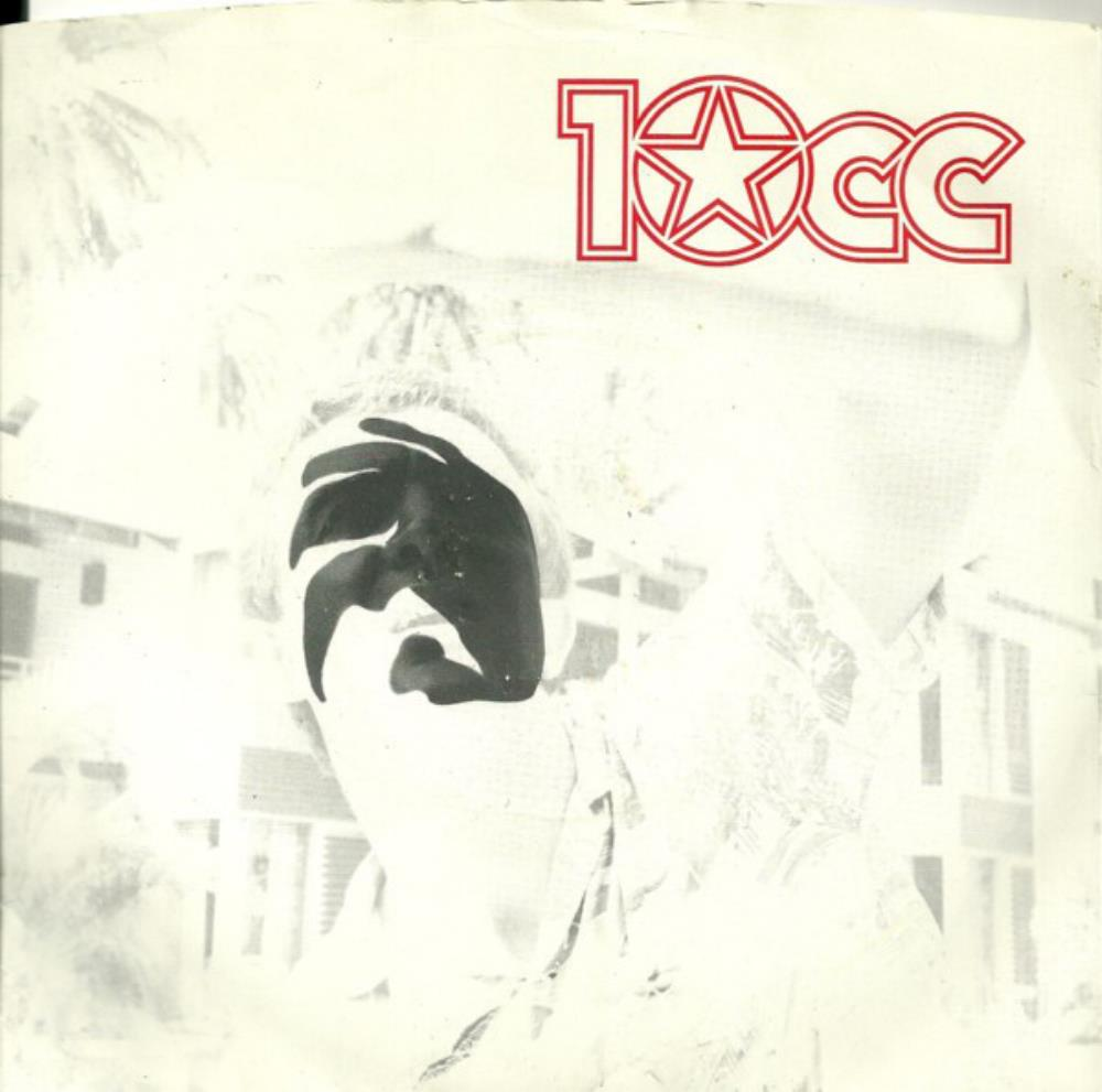 10 Cc - Dreadlock Holiday CD (album) cover