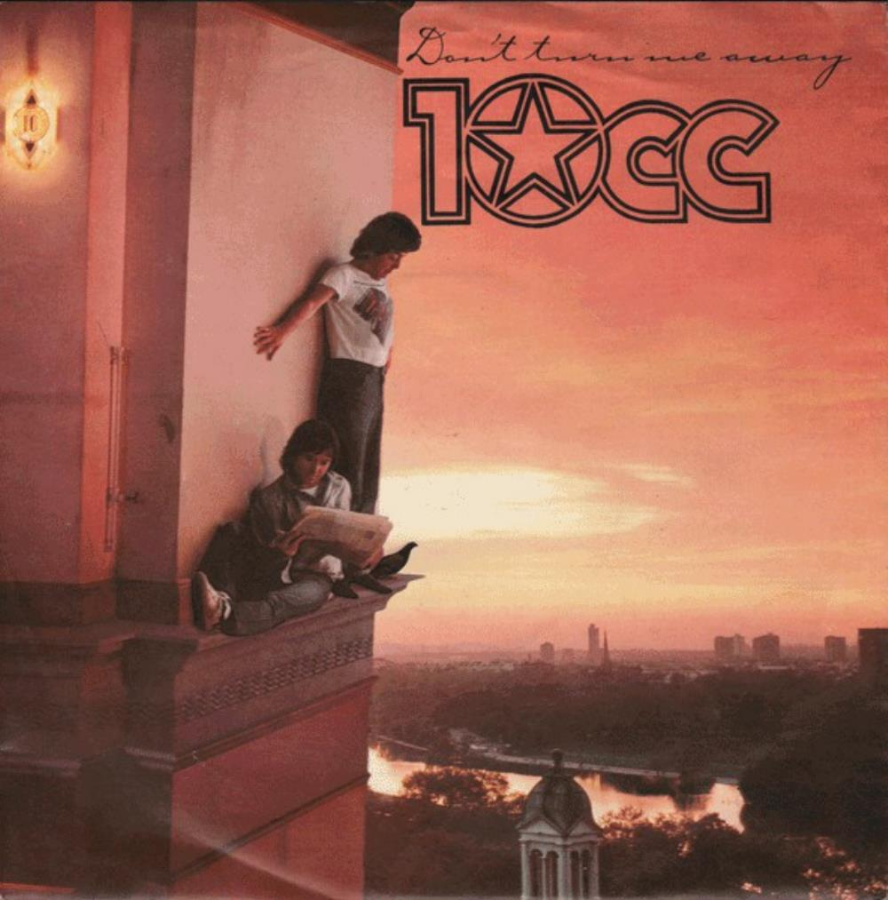 10 Cc - Don't Turn Me Away CD (album) cover