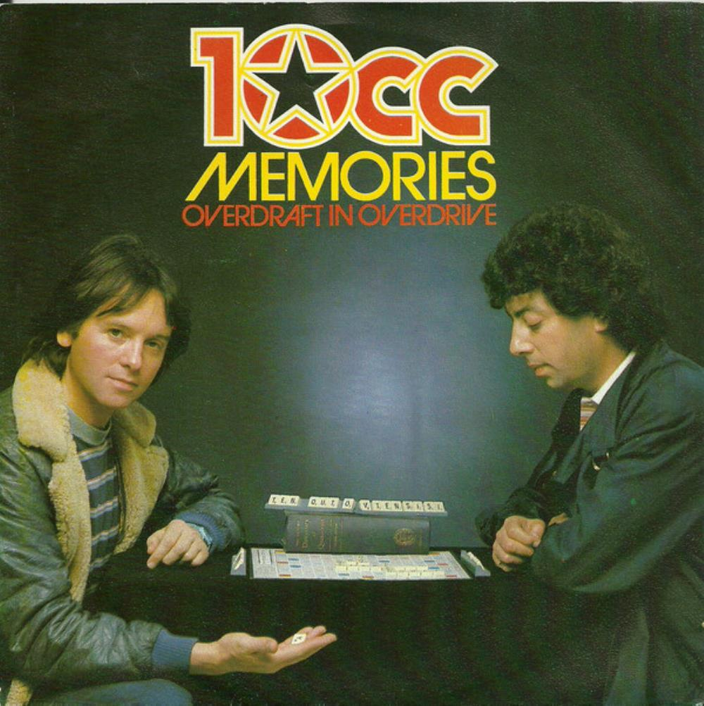 10 Cc - Memories CD (album) cover