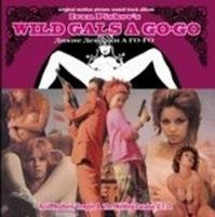 Acid Mothers Temple - Wild Gals A Go-go CD (album) cover