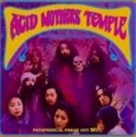 Acid Mothers Temple - Pataphisical Freak Out Mu !! CD (album) cover