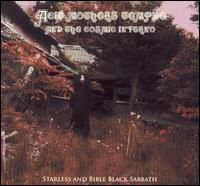 Acid Mothers Temple - Starless And Bible Black Sabbath CD (album) cover