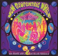 Acid Mothers Temple - New Geocentric World Of Acid Mothers Temple CD (album) cover