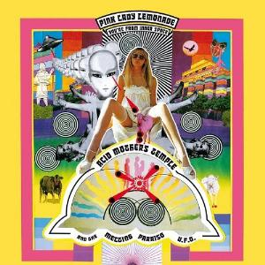 Acid Mothers Temple - Pink Lady Lemonade ~ You're From Inner Space CD (album) cover