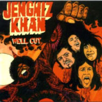 Jenghiz Khan - Well Cut CD (album) cover