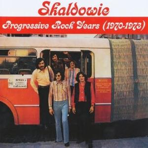 Skaldowie - Progressive Rock Years (1970-1973) CD (album) cover