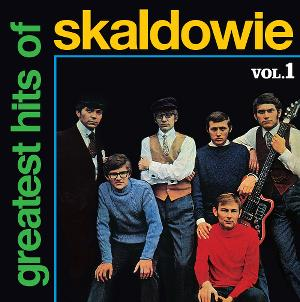 Skaldowie - Greatest Hits Of Skaldowie Vol. 1 CD (album) cover