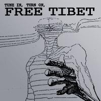 Ghost - Tune In, Tune Out, Free Tibet CD (album) cover