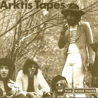 Arktis - Arktis Tapes CD (album) cover