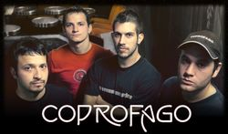 COPROFAGO image groupe band picture
