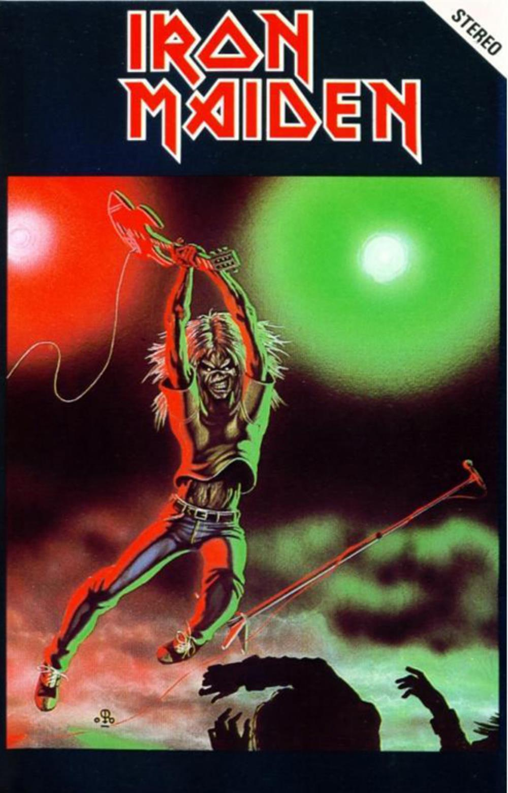 Iron Maiden - Live At The Rainbow DVD (album) cover
