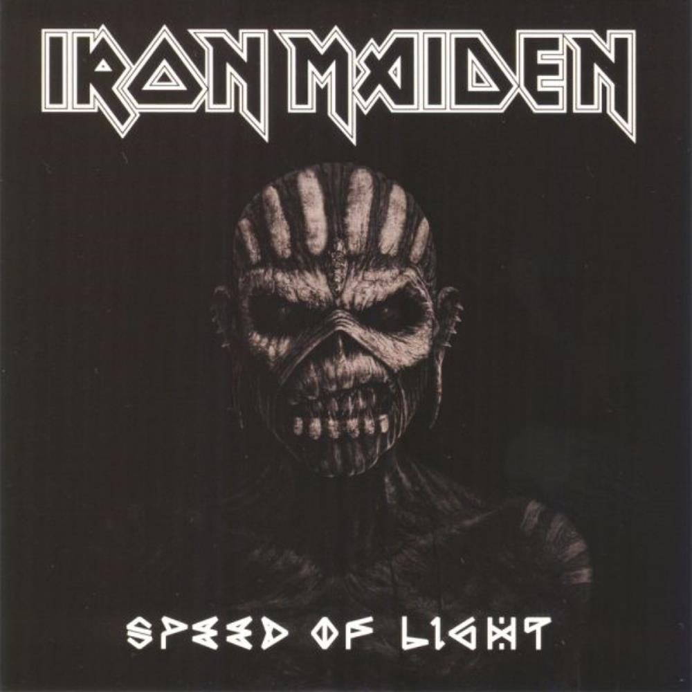 Iron Maiden - Speed Of Light CD (album) cover