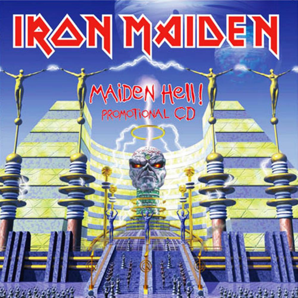 Iron Maiden - Maiden Hell CD (album) cover