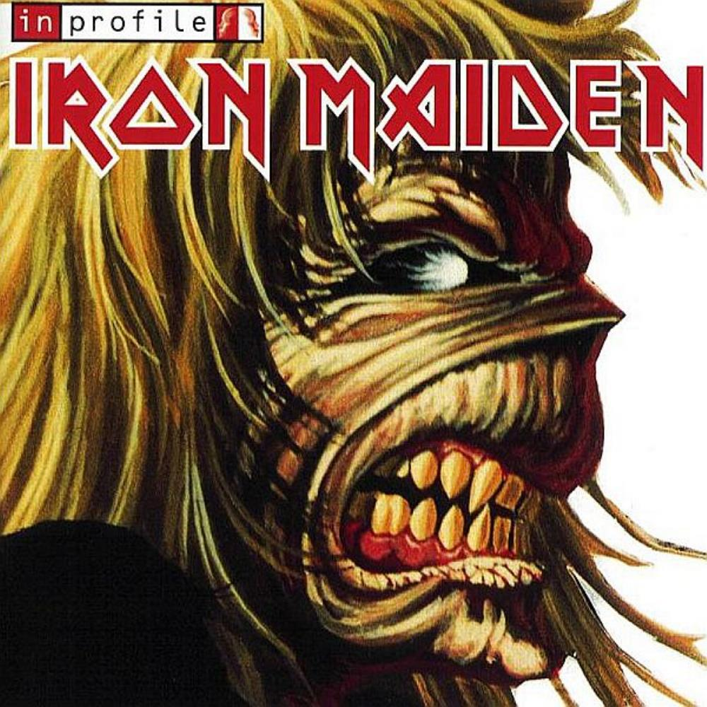 Iron Maiden - In Profile CD (album) cover
