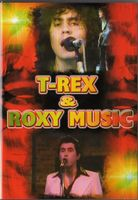 Various Artists (label Samplers) - T-Rex & Roxy Music DVD (album) cover