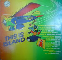 Various Artists (label Samplers) - This Is Island CD (album) cover