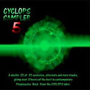 Various Artists (label Samplers) - Cyclops Sampler 5 CD (album) cover