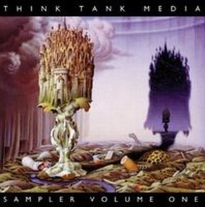 Various Artists (label Samplers) - Think Tank Media Sampler Volume One CD (album) cover