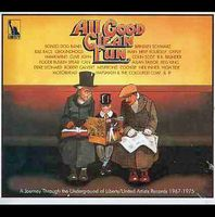 Various Artists (label Samplers) - All Good Clean Fun CD (album) cover