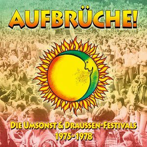 Various Artists (label Samplers) - Aufbrüche! CD (album) cover