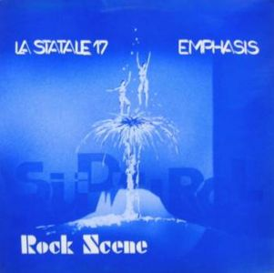 Various Artists (label Samplers) - Rock Scene CD (album) cover