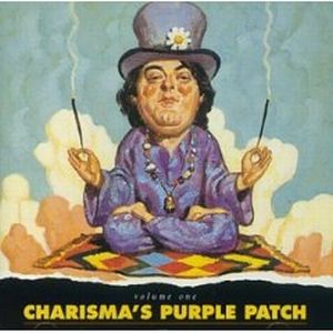 Various Artists (label Samplers) - The Famous Charisma Box CD (album) cover
