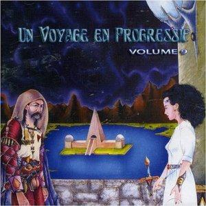 Various Artists (label Samplers) - Un Voyage En Progressif (volume 9) CD (album) cover