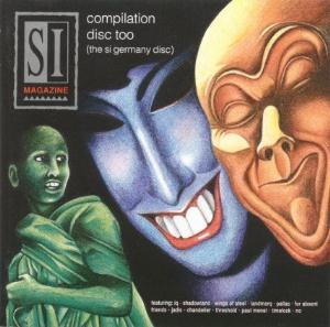 Various Artists (label Samplers) - Si Compilation Disk Too CD (album) cover