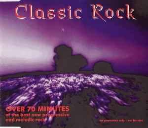Various Artists (label Samplers) - Classic Rock CD (album) cover