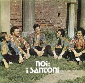 I Santoni - Noi CD (album) cover