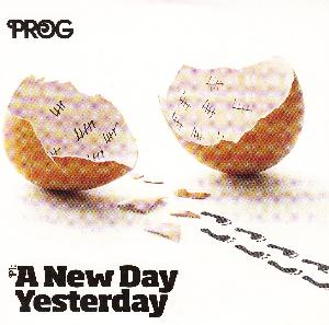 Various Artists (label Samplers) - Prog Mag Sampler 24 A New Day Yesterday CD (album) cover