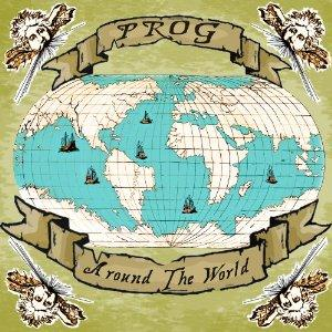 Various Artists (label Samplers) - Prog Around The World CD (album) cover